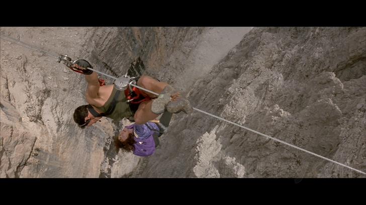 Sylvester Stallone cliffhanger movie