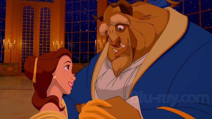Beauty And The Beast 1080p 1991
