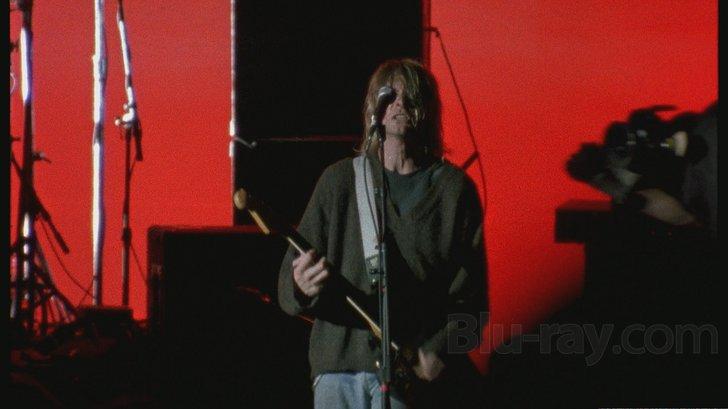 Nirvana Live At The Paramount Blu Ray