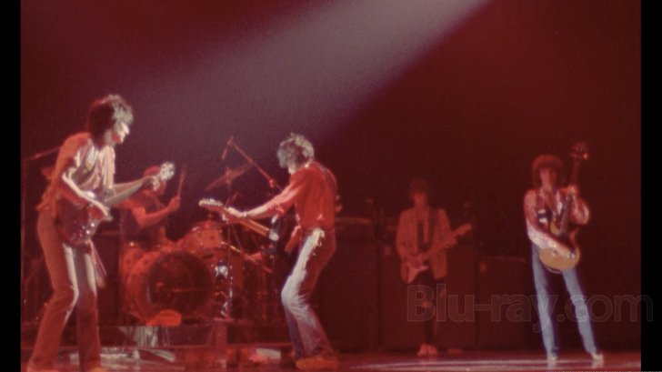 The Rolling Stones: Some Girls Live in Texas 1978 Blu-ray