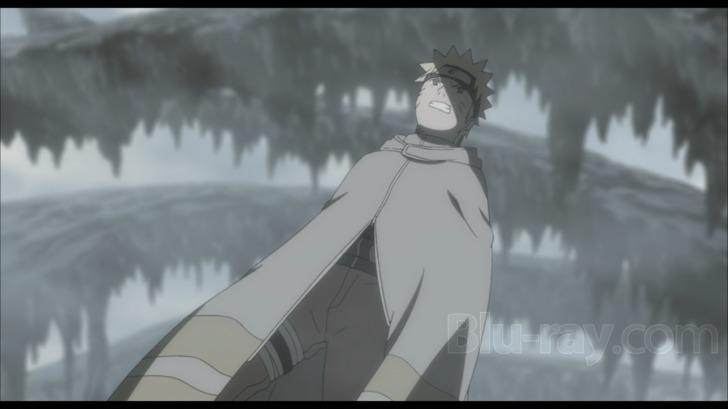 Naruto Shippuden the Movie: The Will of Fire Blu-ray