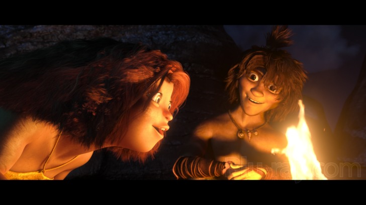 ce1e3aa4f312c The Croods Blu-ray Review