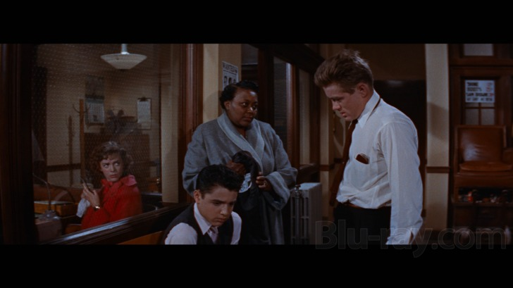 Rebel Without A Cause Blu Ray