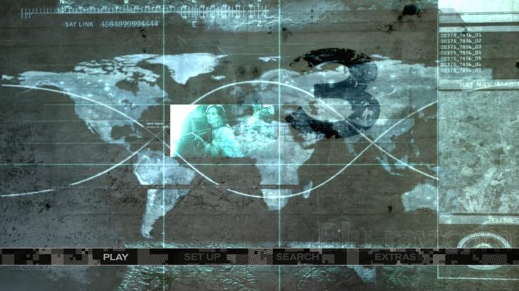 Behind Enemy Lines: Seal Team 8 Blu-ray